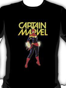 Captain Marvel - Carol Danvers T-Shirt