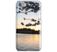 Sunset Blossoms iPhone Case/Skin