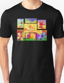 Hippy Hibiscus T-Shirt