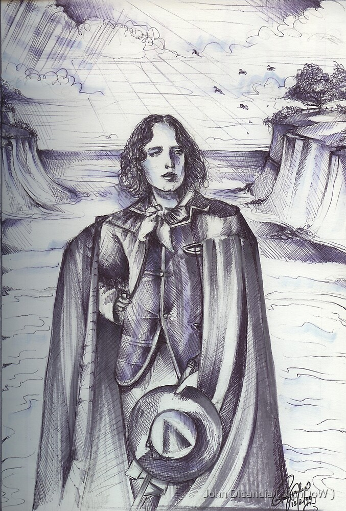 OSCAR BY THE SEA by John Dicandia ( JinnDoW )