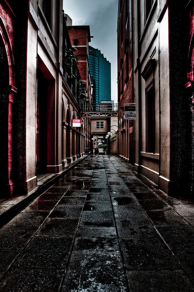 Brisbane is Empty by Craig Kasper Photography