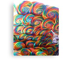 Whirly Pops Canvas Print