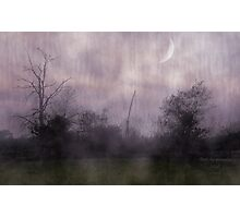 Once Upon A Night Photographic Print