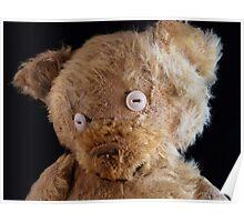 No. 1 Teddy Poster