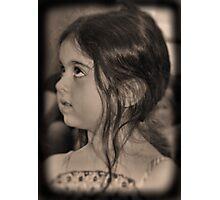 L's 5th Birthday Portrait Photographic Print