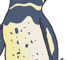 Galapagos Penguin Sticker