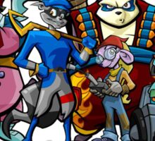 Sly Cooper Gang Extended Sticker
