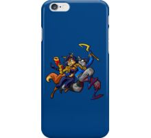 Sly Cooper and Camelita Fox iPhone Case/Skin