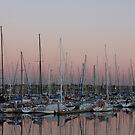 Brighton Marina by Ian Stevenson