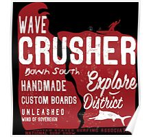 Wave Crusher Poster