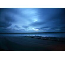 North Narrabeen Pool - High tide Photographic Print