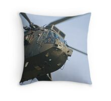 Chopper Throw Pillow
