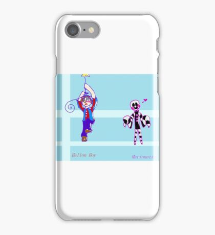 Two Misfits iPhone Case/Skin