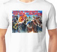 Talk Derby to Me Unisex T-Shirt