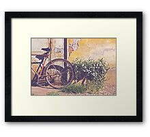 Countryside Easy Living Framed Print