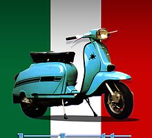 Lambretta by PeterBez