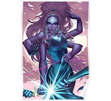 Giant Woman Poster