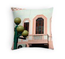 Art Deco, Napier, NZ Throw Pillow
