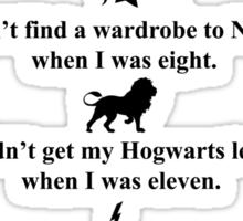 Geek Hopeful Sticker