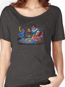 Sly Cooper and the Gang Women's Relaxed Fit T-Shirt