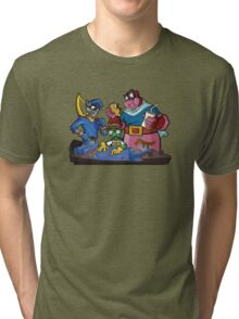 Sly Cooper and the Gang Tri-blend T-Shirt