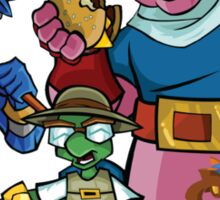 Sly Cooper and the Gang Sticker