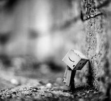 Sad Danbo by Tony Eccles