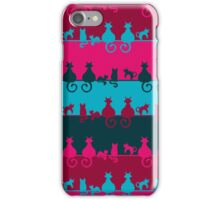 Bright Cats iPhone Case/Skin