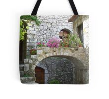 Lovely arch Tote Bag