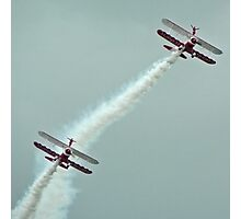 Wing Walkers Photographic Print