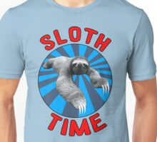 Sloth Time Unisex T-Shirt