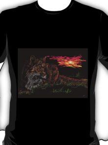 Fox at Sunrise T-Shirt