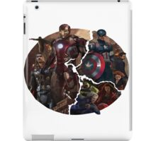 The Avengers 2 -Age of Ultron Logo iPad Case/Skin