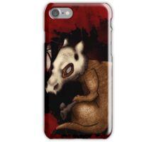 Cubone in the woods iPhone Case/Skin