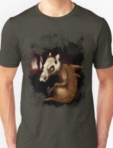 Cubone in the woods Unisex T-Shirt