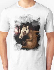 Cubone in the woods T-Shirt