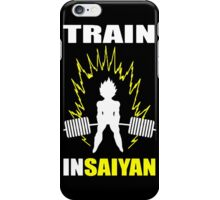 Vegeta Super Saiyan iPhone Case/Skin