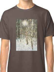 Winter Wood Classic T-Shirt