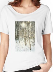 Winter Wood Women's Relaxed Fit T-Shirt
