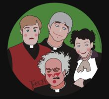 Father Ted by loreleipelaez
