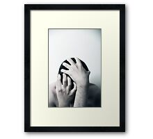 Clinical Framed Print