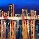 Bright Lights - Big City by Carole Russell