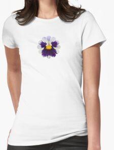 Viola - JUSTART © Womens Fitted T-Shirt