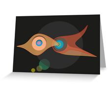 Aquon 30 Greeting Card