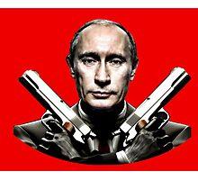Putin THE BETTEREST Photographic Print