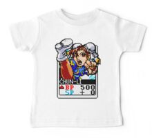 Chun Li - Street Fighter Baby Tee