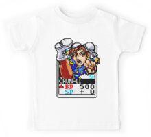 Chun Li - Street Fighter Kids Tee
