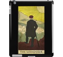 The Wanderer iPad Case/Skin