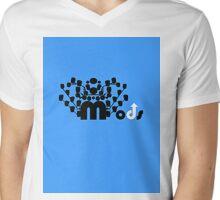 U.K. Mods  017.PNG Mens V-Neck T-Shirt
