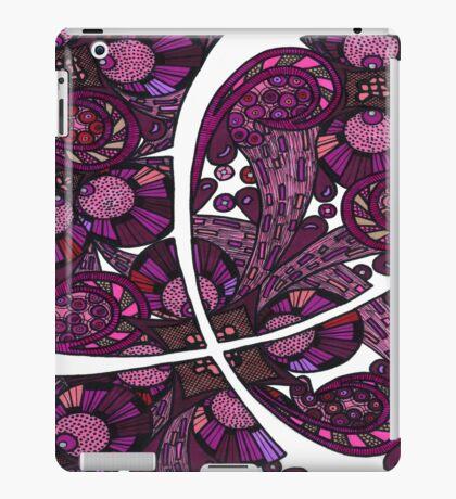 Pink Ribbon Support iPad Case/Skin